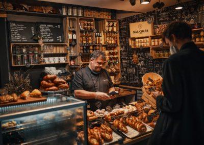 NÁŠ CHLÉB Vaše pekárna