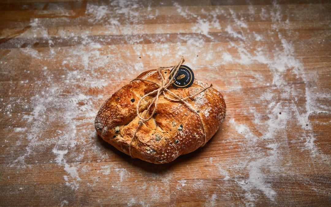 Nově pro vás vyrábíme Středomořský chléb